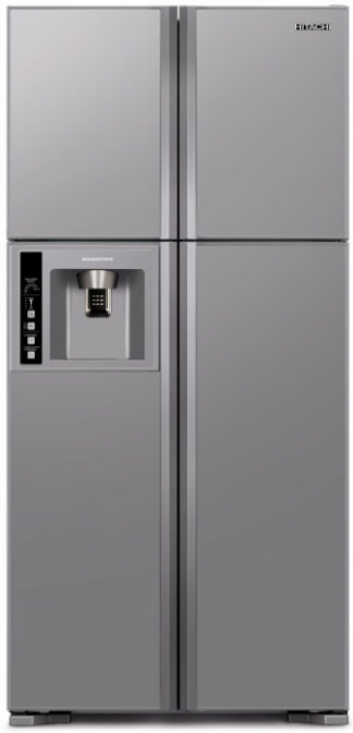 Ψυγείο Hitachi R-W660PRU3 (STS)